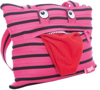 Сумка Monster Tote/Beach Bag, цвет розовый/черный, артикул:7054149 - Сумки
