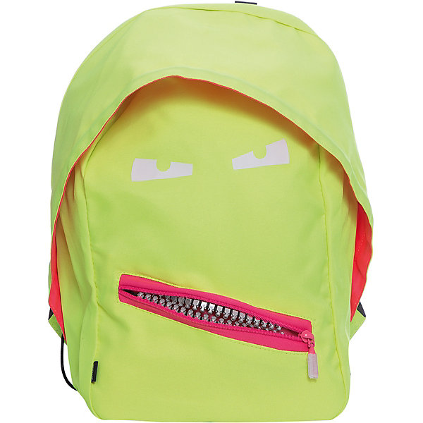 Zipit Рюкзак GRILLZ BACKPACKS, цвет лайм