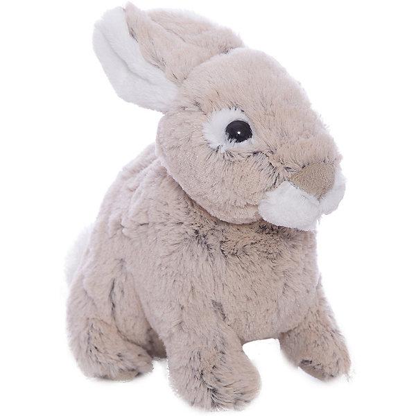 Мягкая игрушка Melissa&amp;Doug Кролик, 23 смМягкие игрушки животные<br>Характеристики:<br><br>• возраст: от 3 месяцев<br>• высота игрушки: 23 см.<br>• материал: текстиль, наполнитель<br><br>Мягкий и пушистый серый кролик пошит из современных материалов высочайшего качества, которые прошли проверку на гипоаллергенность, благодаря чему отлично подойдет для малышей от 3 месяцев.<br><br>Мягкая шерстка кролика очень приятна на ощупь, она не линяет и не скатывается со временем. Мелкие детали, такие, как глазки, надежно закреплены, а не просто приклеены, что обеспечит безопасность во время игр.<br><br>Игры с милым кроликом будут способствовать развитию тактильных ощущений, цветовосприятия, моторики и фантазии ребенка.<br><br>Мягкую игрушку Melissa&amp;Doug Кролик можно купить в нашем интернет-магазине.<br>Ширина мм: 230; Глубина мм: 130; Высота мм: 280; Вес г: 181; Возраст от месяцев: 36; Возраст до месяцев: 2147483647; Пол: Унисекс; Возраст: Детский; SKU: 7054927;
