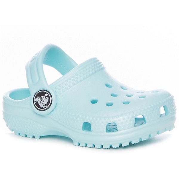 crocs Сабо Classic Clog K сабо для девочки crocs classic clog k цвет светло розовый 204536 737 размер c7 24