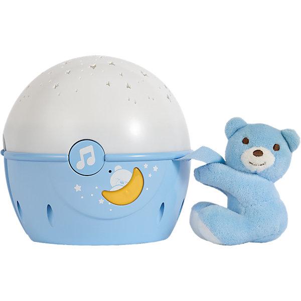 CHICCO Игрушка-проектор Chicco Next-2-Starts, голубой