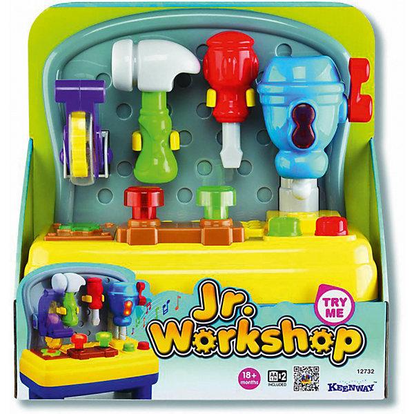 Keenway Набор инструментов Keenway Мастерская для малышей