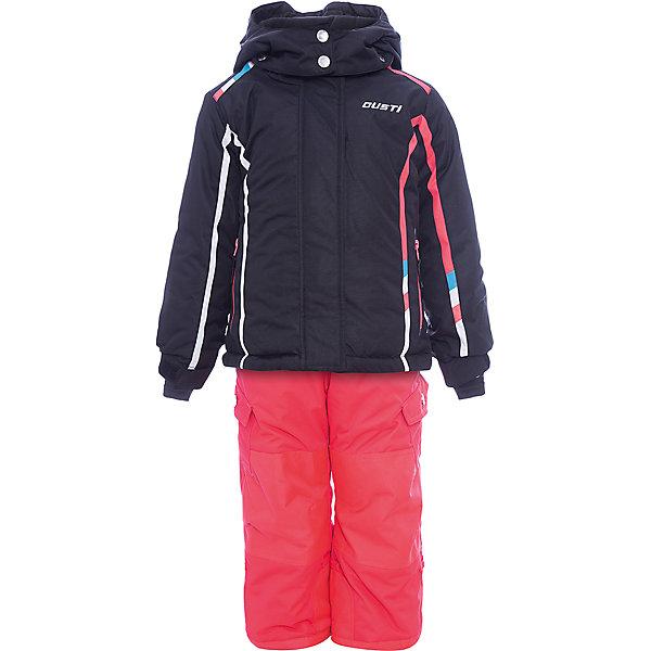 Gusti Комплект: куртка и полукомбинезон Gusti для девочки цена