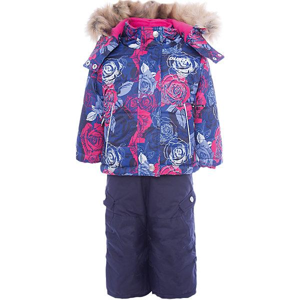 Комплект: куртка и полукомбинезон Gusti для девочкиВерхняя одежда<br>Характеристики товара:<br><br>• цвет: голубой<br>• комплектация: куртка и полукомбинезон <br>• состав ткани: таслан<br>• подкладка: куртка - флис coolquick, брюки - 100% полиэстер<br>• утеплитель: тек-полифилл<br>• сезон: зима<br>• мембранное покрытие<br>• температурный режим: от -30 до +5<br>• водонепроницаемость: 5000 мм <br>• паропроницаемость: 5000 г/м2<br>• плотность утеплителя: грудь и спина 230г/м2, рукава и брюки 170г/м2<br>• застежка: молния<br>• страна бренда: Канада<br>• страна изготовитель: Китай<br><br>Плотный верх детской зимней куртки и полукомбинезона не промокает и не продувается. Мягкая подкладка детского комплекта для зимы приятна на ощупь. Такой комплект для зимы усилен износостойкими накладками. Такой теплый комплект для девочки позволяет коже дышать. <br><br>Комплект: куртка и полукомбинезон Gusti (Густи) для девочки можно купить в нашем интернет-магазине.