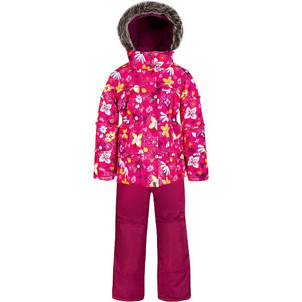 Zingaro by Gusti Комплект: куртка и полукомбинезон Zingaro by Gusti для девочки цена