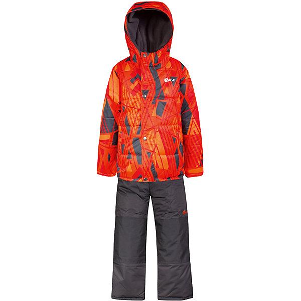 Комплект: куртка и полукомбинезон Salve by Gusti для мальчикаВерхняя одежда<br>Характеристики товара:<br><br>• цвет: оранжевый<br>• комплектация: куртка и полукомбинезон <br>• состав ткани: таслан<br>• подкладка: куртка - флис coolquick, брюки - 100% полиэстер<br>• утеплитель: тек-полифилл<br>• сезон: зима<br>• мембранное покрытие<br>• температурный режим: от -30 до +5<br>• водонепроницаемость: 5000 мм <br>• паропроницаемость: 5000 г/м2<br>• плотность утеплителя: грудь и спина 230г/м2, рукава и брюки 170г/м2<br>• застежка: молния<br>• страна бренда: Канада<br>• страна изготовитель: Китай<br><br>Этот комплект для зимы усилен износостойкими накладками. Такой теплый комплект для мальчика позволяет коже дышать. Плотный верх детской зимней куртки и полукомбинезона Salve by Gusti не промокает и не продувается. Приятная на ощупь мягкая подкладка детского комплекта для зимы делает его очень комфортным.<br><br>Комплект: куртка и полукомбинезон Salve by Gusti by Gusti для мальчика можно купить в нашем интернет-магазине.<br>Ширина мм: 356; Глубина мм: 10; Высота мм: 245; Вес г: 519; Цвет: оранжевый; Возраст от месяцев: 12; Возраст до месяцев: 18; Пол: Мужской; Возраст: Детский; Размер: 89,134,127,119,112,104,96; SKU: 7069267;