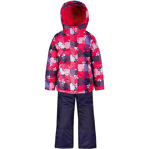 Комплект: куртка и полукомбинезон Salve by Gusti для девочкиВерхняя одежда<br>Характеристики товара:<br><br>• цвет: красный<br>• комплектация: куртка и полукомбинезон <br>• состав ткани: таслан<br>• подкладка: куртка - флис coolquick, брюки - 100% полиэстер<br>• утеплитель: тек-полифилл<br>• сезон: зима<br>• мембранное покрытие<br>• температурный режим: от -30 до +5<br>• водонепроницаемость: 5000 мм <br>• паропроницаемость: 5000 г/м2<br>• плотность утеплителя: грудь и спина 230г/м2, рукава и брюки 170г/м2<br>• застежка: молния<br>• страна бренда: Канада<br>• страна изготовитель: Китай<br><br>Удобный комплект для зимы усилен износостойкими накладками. Такой теплый комплект для девочки позволяет коже дышать. Плотный верх детской зимней куртки и полукомбинезона Salve by Gusti не промокает и не продувается. Приятная на ощупь мягкая подкладка детского комплекта для зимы делает его очень комфортным.<br><br>Комплект: куртка и полукомбинезон Salve by Gusti by Gusti для девочки можно купить в нашем интернет-магазине.<br>Ширина мм: 356; Глубина мм: 10; Высота мм: 245; Вес г: 519; Цвет: красный; Возраст от месяцев: 12; Возраст до месяцев: 18; Пол: Женский; Возраст: Детский; Размер: 89,134,127,119,112,104,96; SKU: 7069363;