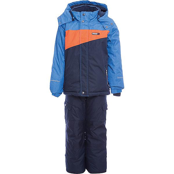 Фотография товара комплект: куртка и полукомбинезон Gusti для мальчика (7070670)