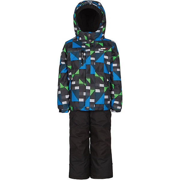 Gusti Комплект: куртка и полукомбинезон для мальчика