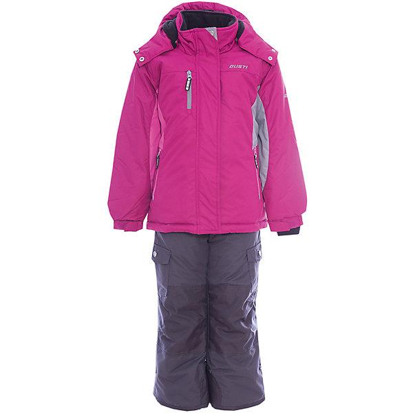 Gusti Комплект: куртка и полукомбинезон для девочки