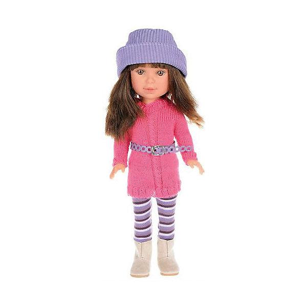 Кукла Vestida de Azul Паулина, брюнетка с челкой, Весна ТокиоКлассические куклы<br>Характеристики:<br><br>• вес: 700г.;<br>• материал: винил, текстиль;<br>• упаковка: коробка;<br>• размер упаковки: 22,5х10,5х40,5см.;<br>• для детей в возрасте: от 3 лет;<br>• страна производитель: Испания.<br><br>Кукла «Паулина. Весна Токио» бренда Vestida de Azul (Вестида Де Азул) станет желанным подарком для маленькой девочки. Она создана из высококачественных, экологически чистых материалов, что очень важно для детских товаров.<br><br>Милая куколка с длинными густыми волосами в шикарном наряде не оставит равнодушной ни одну девочку. Игрушка имеет оптимальный размер, её рост составляет тридцать три сантиметра. Она может стоять без поддержки, а ножки и ручки хорошо двигаются. Паулину можно брать с собой в путешествия и на прогулки, чтобы показывать подружкам и играть вместе сними.<br><br>Играя с куклой дети могут создавать свой стиль в одежде и причёске, развивать фантазию, креативность.<br><br>Куклу «Паулина. Весна Токио» можно купить в нашем интернет-магазине.<br>Ширина мм: 225; Глубина мм: 105; Высота мм: 405; Вес г: 700; Возраст от месяцев: 36; Возраст до месяцев: 2147483647; Пол: Женский; Возраст: Детский; SKU: 7073750;