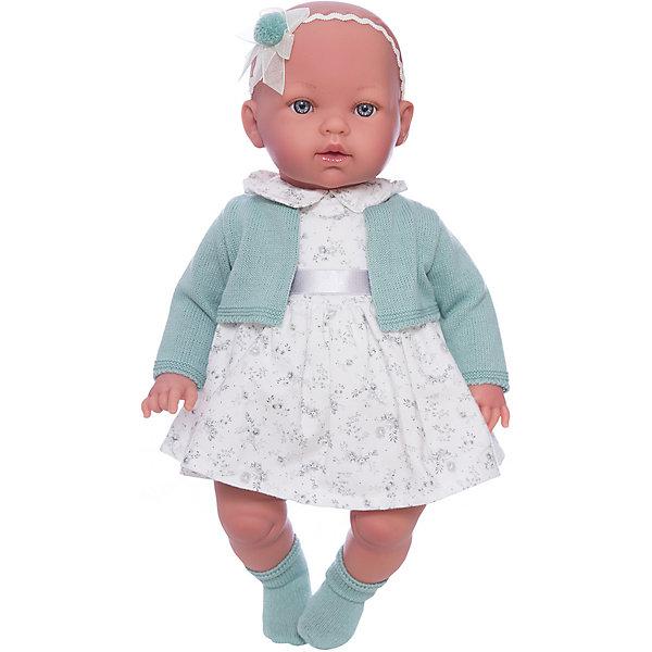 Vestida de Azul Кукла Vestida de Azul Марина-инфанта в оливковом туалете, мягконабивная серия цена