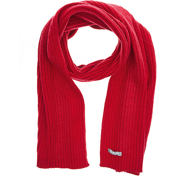 Шарф Gulliver для мальчикаШарфы, платки<br>Характеристики товара:<br><br>• цвет: красный;<br>• состав: 50% шерсть ягненка 50% нейлон;<br>• сезон: демисезон, зима;<br>• температурный режим: от +10 до -20С;<br>• особенности: вязаный;<br>• коллекция: Морской волк;<br>• страна бренда: Россия;<br>• страна изготовитель: Китай.<br><br>Стильный вязаный шарф - важный элемент повседневного образа. Он защитит подростка от зимней стужи, а также придаст образу завершенность.<br><br>Шарф Gulliver для мальчика (Гулливер) можно купить в нашем интернет-магазине.<br>Ширина мм: 88; Глубина мм: 155; Высота мм: 26; Вес г: 106; Цвет: красный; Возраст от месяцев: 48; Возраст до месяцев: 108; Пол: Мужской; Возраст: Детский; Размер: one size; SKU: 7077332;