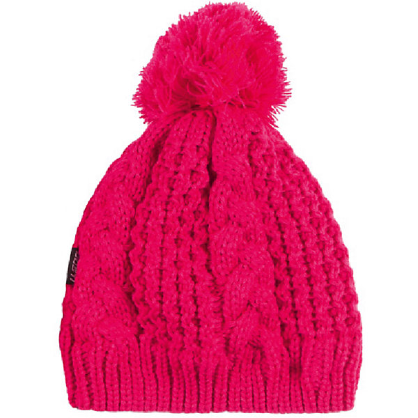 Шапка Gusti для девочкиГоловные уборы<br>Характеристики товара:<br><br>• цвет: розовый<br>• состав ткани: 100% полиэстер<br>• подкладка: флис <br>• сезон: зима<br>• температурный режим: от -30 до +5<br>• особенности модели: крупная вязка<br>• страна бренда: Канада<br>• страна изготовитель: Китай<br><br>Вязаная детская шапка отличается стильным дизайном. Удобная детская шапка сделана с учетом последних веяний в детской моде. Теплая шапка для девочки поможет не замерзнуть даже в сильный мороз. <br><br>Шапку Gusti (Густи) для девочки можно купить в нашем интернет-магазине.