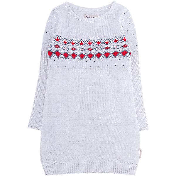 Платье Gakkard для девочкиПлатья<br>Характеристики товара:<br><br>• цвет: белый<br>• состав: 50% натуральная шерсть мериноса, 30% натуральный лен, 20% ПАН<br>• сезон: зима<br>• застежка: нет<br>• длинные рукава<br>• страна бренда: Россия<br>• страна производства: Россия<br><br>Вязаное платье для ребенка отличается стильным дизайном. Теплое платье сделано из мягкой пряжи с добавлением натуральной шерсти мериноса. Детское платье с длинным рукавом выглядит стильно благодаря вязаному рисунку в скандинавском стиле. <br><br>Платье Gakkard (Жаккард) для девочки можно купить в нашем интернет-магазине.<br>Ширина мм: 236; Глубина мм: 16; Высота мм: 184; Вес г: 177; Цвет: бежевый; Возраст от месяцев: 72; Возраст до месяцев: 84; Пол: Женский; Возраст: Детский; Размер: 122,140,134,128,116,110,104,86,80,74,152,146,98,92; SKU: 7085387;