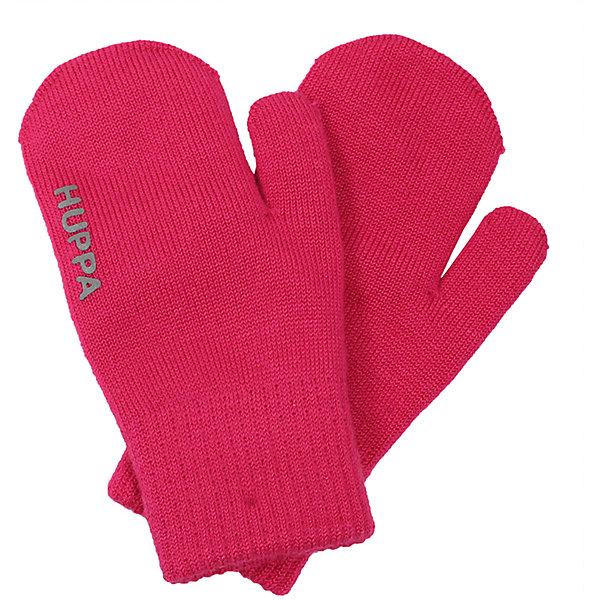 Huppa Варежки Huppa Olvin для девочки варежки перчатки и шарфы huppa детские варежки olvin