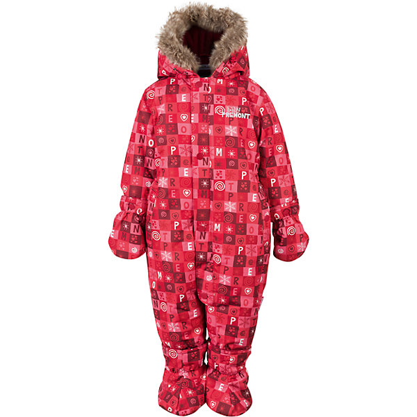Premont Комбинезон Premont для девочки стилус polar pp001