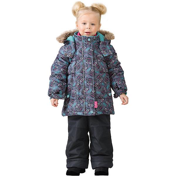 Premont Комплект: куртка и брюки Premont для девочки брюки с 5 карманами длина 2 от 187 см