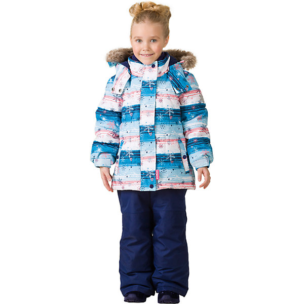 Premont Комплект: куртка и брюки Premont для девочки стилус polar pp001