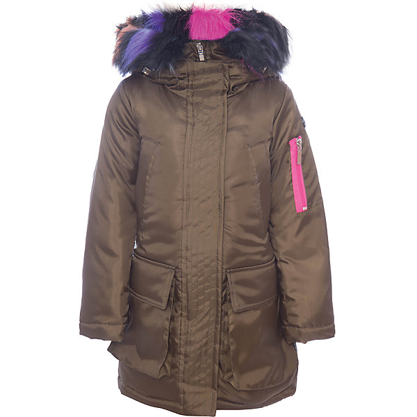 BOOM by Orby Куртка BOOM by Orby для девочки цена в Москве и Питере