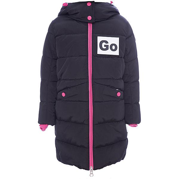 Пальто BOOM by Orby для девочкиВерхняя одежда<br>Характеристики товара:<br><br>• цвет: розовый<br>• состав ткани: твил pu milky<br>• подкладка: хлопок, флис, полиэстер пуходержащий<br>• утеплитель: эко синтепон<br>• сезон: зима<br>• температурный режим: от 0 до -30С<br>• плотность утеплителя: 400 г/м2<br>• капюшон: с мехом<br>• застежка: молния<br>• страна бренда: Россия<br>• страна изготовитель: Россия<br><br>Это удлиненное пальто стильно смотрится. Модное теплое пальто имеет удобный капюшон. Зимнее пальто для ребенка поможет обеспечить необходимый уровень комфорта в морозы. Плотная ткань и утеплитель зимнего пальто защитят ребенка от холодного воздуха.<br><br>Пальто для девочки BOOM by Orby (Бум бай Орби) можно купить в нашем интернет-магазине.<br>Ширина мм: 356; Глубина мм: 10; Высота мм: 245; Вес г: 519; Цвет: черный; Возраст от месяцев: 24; Возраст до месяцев: 36; Пол: Женский; Возраст: Детский; Размер: 98,158,152,146,140,134,128,122,116,110,104; SKU: 7090340;