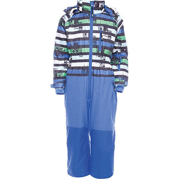 Комбинезон Sweet Berry для мальчикаВерхняя одежда<br>Характеристики товара:<br><br>• цвет: синий;<br>• ткань верха: верх 100% полиэстер, штанины 100% нейлон;<br>• подкладка: 100% полиэстер, трикотаж с ворсом;<br>• наполнитель: 100% полиэстер;<br>• утеплитель: синтепух верх 80 г/м?, штанины 60 г/м? ;<br>• сезон: демисезон<br>• температурный режим: от 0 до +10С;<br>• водонепроницаемость: 3000 мм;<br>• воздухопропускаемость: 3000г/м2;<br>• особенности модели: с капюшоном;<br>• капюшон: съемный, без меха;<br>• застежка: молния с защитой подбородка;<br>• капюшон с дополнительной утяжкой;<br>• рукава с манжетами на липучках;<br>• два кармана на молнии;<br>• ветрозащитная планка;<br>• низ штанин на липучках;<br>• страна бренда: Россия;<br>• страна производства: Китай.<br><br>Комфортный и теплый комбинезон для девочки из мембранной ткани. В конструкции учтены физиологические особенности малыша. Съемный капюшон на кнопках с дополнительной утяжкой, спереди установлены две кнопки. Рукава с манжетами, регулируются липучкой. <br><br>Два кармана, застегивающиеся на молнию. Застежка-молния с внешней ветрозащитной планкой. По бокам брюк расположены карманы на молниях. Штанины внизу затягиваются липучками. Ткань верха: мембрана 3000мм/3000г/м2/24h, waterproof, водонепроницаемая с грязеотталкивающей пропиткой. Пoдкладка: мягкая трикотажная ткань с ворсом.<br><br>Комбинезон Sweet Berry (Свит Берри) для мальчика можно купить в нашем интернет-магазине.<br>Ширина мм: 356; Глубина мм: 10; Высота мм: 245; Вес г: 519; Цвет: синий; Возраст от месяцев: 84; Возраст до месяцев: 96; Пол: Мужской; Возраст: Детский; Размер: 128,122,116,110,104,134; SKU: 7095299;