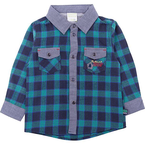 Рубашка Sweet Berry для мальчикаБлузки и рубашки<br>Характеристики товара:<br><br>• цвет: зеленый;<br>• состав материала: 100% хлопок;<br>• сезон: демисезон;<br>• застежка: кнопки;<br>• длинные рукава;<br>• два накладных нагрудных кармана;<br>• страна бренда: Россия;<br>• страна производства: Китай.<br><br>Стильная хлопковая рубашка из байковой ткани в клетку с двумя накладными карманами. Длинный рукав. Воротничок, манжеты рукавов и застежка декорированы контрастной тканью. Застегивается на кнопки. Отложной воротничок.<br><br>Рубашку Sweet Berry (Свит Берри) для мальчика можно купить в нашем интернет-магазине.<br>Ширина мм: 174; Глубина мм: 10; Высота мм: 169; Вес г: 157; Цвет: зеленый; Возраст от месяцев: 12; Возраст до месяцев: 15; Пол: Мужской; Возраст: Детский; Размер: 80,98,92,86; SKU: 7095374;