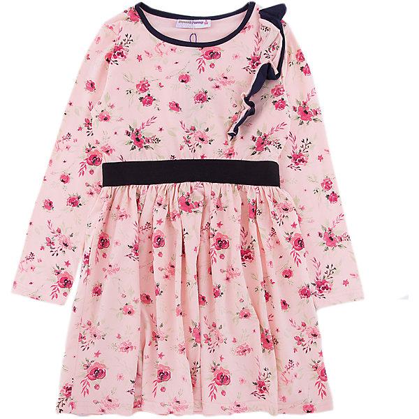 Платье Sweet Berry для девочкиОсенне-зимние платья и сарафаны<br>Характеристики товара:<br><br>• цвет: розовый<br>• состав: 95% хлопок, 5% лайкра<br>• сезон: демисезон<br>• длинные рукава<br>• декор: принт<br>• страна бренда: Россия<br>• страна производства: Китай<br><br>Симпатичное платье для девочки сделано из мягкого дышащего материала. Платье Sweet Berry для девочки декорировано цветочным принтом. В таком детском платье ребенок будет выглядеть аккуратно и чувствовать себя комфортно<br><br>Платье Sweet Berry (Свит Берри) для девочки можно купить в нашем интернет-магазине.<br>Ширина мм: 236; Глубина мм: 16; Высота мм: 184; Вес г: 177; Цвет: оранжевый; Возраст от месяцев: 24; Возраст до месяцев: 36; Пол: Женский; Возраст: Детский; Размер: 98,128,122,116,110,104; SKU: 7096823;