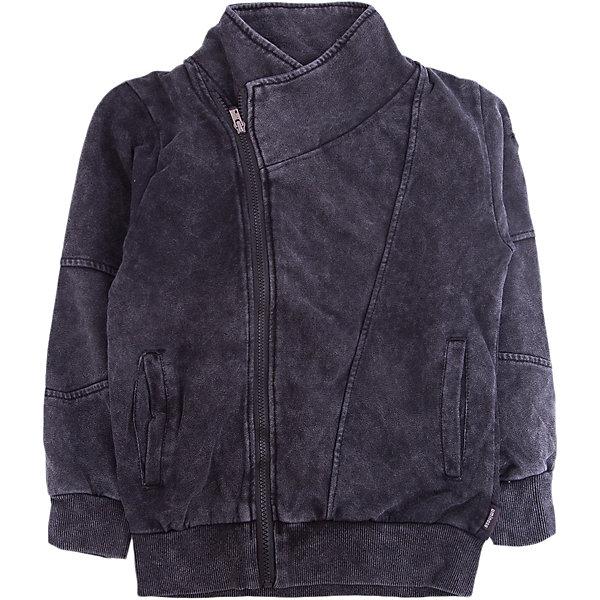 Куртка Luminoso для мальчикаВерхняя одежда<br>Характеристики товара:<br><br>• цвет: серый<br>• состав ткани: 95% хлопок, 5% эластан<br>• сезон: демисезон<br>• застежка: молния<br>• длинные рукава<br>• страна бренда: Россия<br>• страна изготовитель: Россия<br><br>Такая стильная куртка отличается косой молнией. Легкая куртка для ребенка поможет обеспечить необходимый уровень комфорта в прохладную погоду. Плотная ткань детской куртки защитят ребенка от холодного воздуха. <br><br>Куртку Luminoso (Люминозо) для мальчика можно купить в нашем интернет-магазине.<br>Ширина мм: 356; Глубина мм: 10; Высота мм: 245; Вес г: 519; Цвет: серый; Возраст от месяцев: 144; Возраст до месяцев: 156; Пол: Мужской; Возраст: Детский; Размер: 158,164,152,146,140,134; SKU: 7096907;