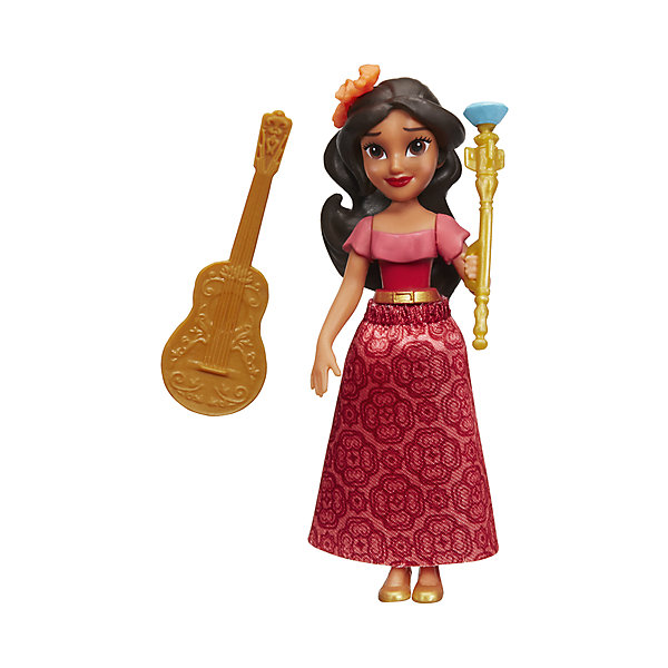 Hasbro Мини-кукла Disney Princess Елена - принцесса Авалора,