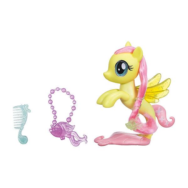 Игровой набор Hasbro My Little Pony Мерцание, ФлаттершайФигурки из мультфильмов<br>Характеристики товара:<br><br>• возраст: от 3 лет;<br>• материал: пластик;<br>• в комплекте: фигурка пони, аксессуары;<br>• высота фигурки: 15 см;<br>• размер упаковки: 20,3х23х6,7 см;<br>• вес упаковки: 400 гр.;<br>• страна производитель: Китай.<br><br>Игровой набор «Пони-модницы: Мерцание» Hasbro создан по мотивам известного мультсериала про разноцветных маленьких пони. В набор входят фигурка пони и аксессуары, которые разнообразят игровой процесс. У пони яркая мягкая грива, которую можно расчесывать, украшать заколками и резиночками. Игрушка выполнена из качественного безопасного пластика.<br><br>Игровой набор «Пони-модницы: Мерцание» Hasbro можно приобрести в нашем интернет-магазине.<br>Ширина мм: 67; Глубина мм: 205; Высота мм: 228; Вес г: 388; Возраст от месяцев: 36; Возраст до месяцев: 120; Пол: Женский; Возраст: Детский; SKU: 7097985;