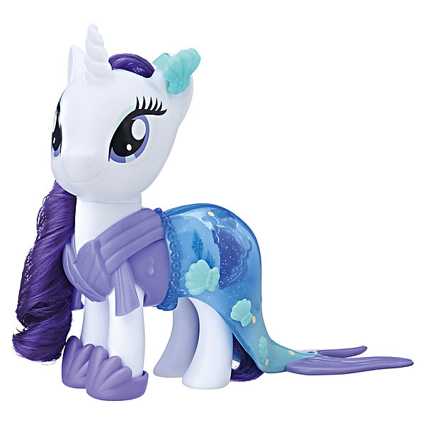 Hasbro Игровой набор My Little Pony Сияние. Пони-модницы, Рарити