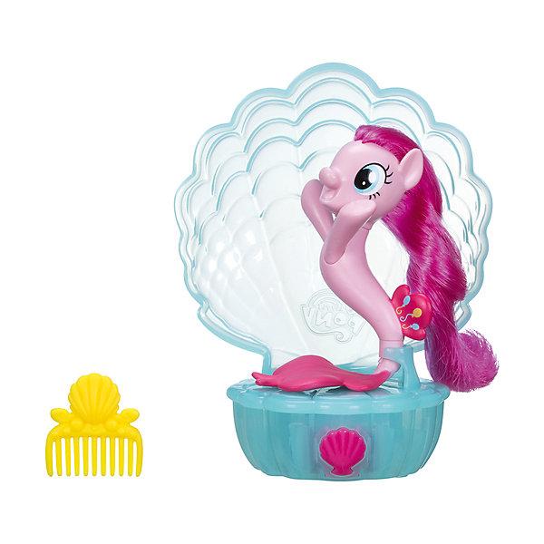Hasbro Мини-игровой набор Hasbro My Little Pony Мерцание, Пинки Пай hasbro игровой набор trolls город троллей диджей баг