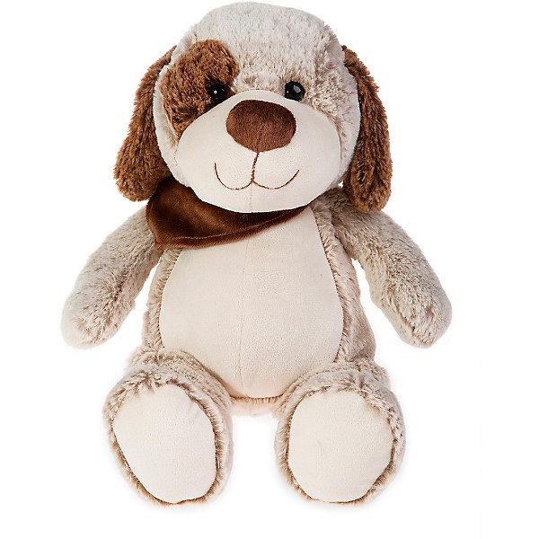 Мягкая игрушка Button Blue Щенок Артемка, 21 смСимвол 2018 года: Собака<br>0,342338983050847<br>Ширина мм: 100; Глубина мм: 0; Высота мм: 2; Вес г: 146; Возраст от месяцев: 36; Возраст до месяцев: 120; Пол: Унисекс; Возраст: Детский; SKU: 7103997;