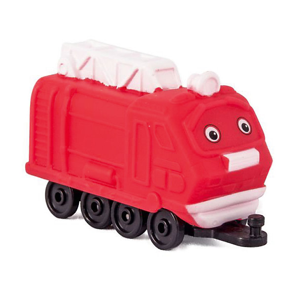 Jazwares Паровозик Jazwares Chuggington, Ашер chuggington chuggington die cast паровозик гаррисон
