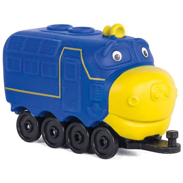 Jazwares Паровозик Jazwares Chuggington, Брюстер фигурка chuggington паровозик коко