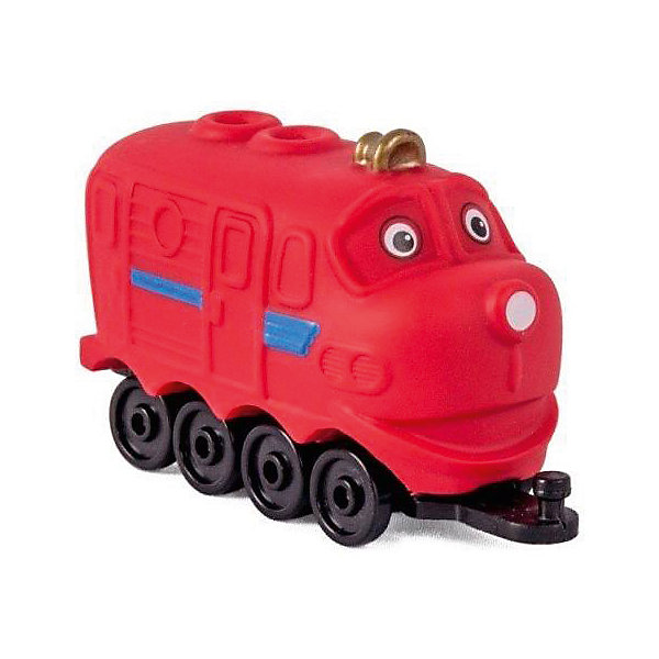 Jazwares Паровозик Jazwares Chuggington, Уилсон chuggington chuggington die cast паровозик гаррисон