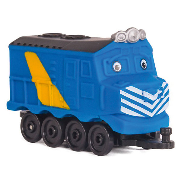 Jazwares Паровозик Jazwares Chuggington, Зак chuggington chuggington die cast паровозик гаррисон