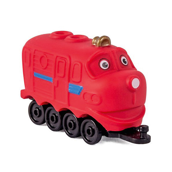 Jazwares Паровозик Jazwares Chuggington, Уилсон tomy паровозик брюстер chuggington