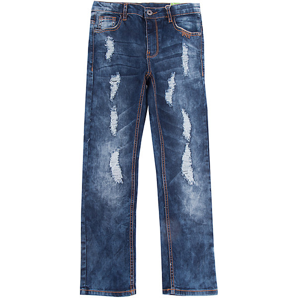 S'cool Джинсы S'cool для мальчика full circle джинсы с потертостями