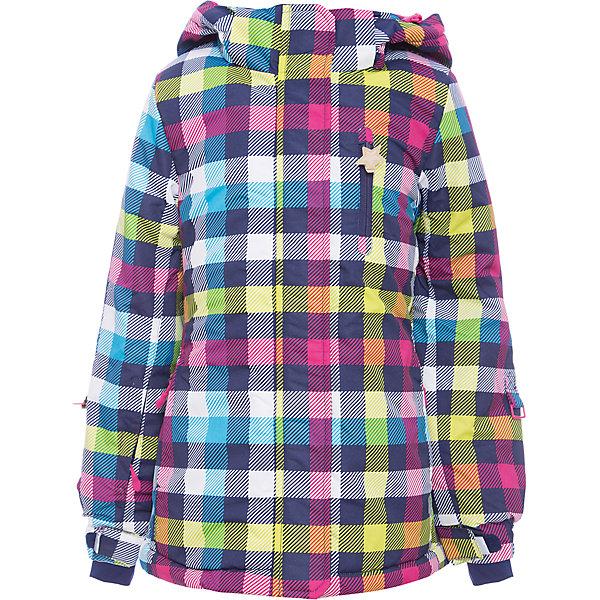 Куртка Scool для девочкиВерхняя одежда<br>Характеристики товара:<br><br>• цвет: мульти;<br>• состав: 100% полиэстер;<br>• подкладка: 100% полиэстер, флис;<br>• утеплитель: 100% полиэстер, 250 г/м2;<br>• сезон: зима;<br>• температурный режим: от 0 до -20С;<br>• водоотталкивающая пропитка;<br>• застежка: молния с защитой подбородка;<br>• съемный капюшон на кнопках;<br>• регулируемый капюшон, шнурок-кулиска;<br>• плотные манжеты с отверстием для большого пальца;<br>• снегозащитная юбка;<br>• сплошная флисовая подкладка;<br>• рукава с кольцами для перчаток;<br>• два боковых кармана;<br>• нагрудный карман на молнии;<br>• светоотражающие детали;<br>• коллекция: Привет, Париж!;<br>• страна бренда: Германия;<br>• страна изготовитель: Китай.<br><br>Куртка Scool для девочки. Теплая куртка отлично подойдет для катания со снежных гор! Модель из ткани с водоотталкивающей пропиткой. Капюшон на кнопках, по контуру дополнен регулируемым шнуром - кулиской. <br><br>Специальные плотные манжеты с отверстием для большого пальца предохраняют от попадания снега. Куртка со снегозащитной юбкой. Подкладка из теплого флиса. Рукава дополнены специальными кольцами для перчаток. Светоотражающие элементы позволят видеть ребенка в темное время суток.<br><br>Куртку Scool для девочки (Скул) можно купить в нашем интернет-магазине.<br>Ширина мм: 356; Глубина мм: 10; Высота мм: 245; Вес г: 519; Цвет: белый; Возраст от месяцев: 132; Возраст до месяцев: 144; Пол: Женский; Возраст: Детский; Размер: 152,134,164,158,146,140; SKU: 7105492;