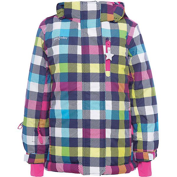 Куртка PlayToday для девочкиДемисезонные куртки<br>Характеристики товара:<br><br>• цвет: мульти<br>• состав ткани: 100% полиэстер<br>• подкладка: 100% полиэстер<br>• утеплитель: 100% полиэстер<br>• сезон: зима<br>• температурный режим: от -20 до +5<br>• плотность утеплителя: 250 г/м2<br>• особенности модели: с капюшоном<br>• застежка: молния<br>• капюшон: без меха<br>• длинные рукава<br>• страна бренда: Германия<br>• страна изготовитель: Китай<br><br>Детская одежда и обувь от PlayToday - это стильные вещи по доступным ценам. Эта детская куртка имеет мягкую флисовую подкладку. Утепленная куртка для девочки выполнена в красивой яркой расцветке. Куртка для детей имеет манжеты со специальным отверстием для большого пальца. <br><br>Куртку PlayToday (ПлэйТудэй) для девочки можно купить в нашем интернет-магазине.<br>Ширина мм: 356; Глубина мм: 10; Высота мм: 245; Вес г: 519; Цвет: белый; Возраст от месяцев: 36; Возраст до месяцев: 48; Пол: Женский; Возраст: Детский; Размер: 104,98,128,122,116,110; SKU: 7107365;