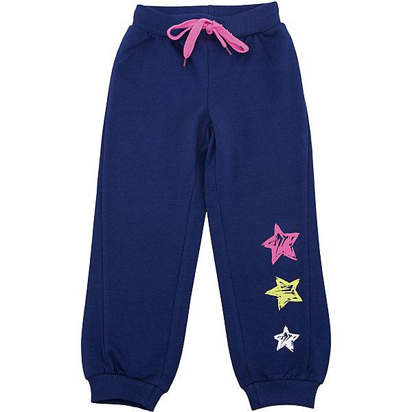 PlayToday Брюки PlayToday для девочки брюки для девочки playtoday 172155 синий р 98