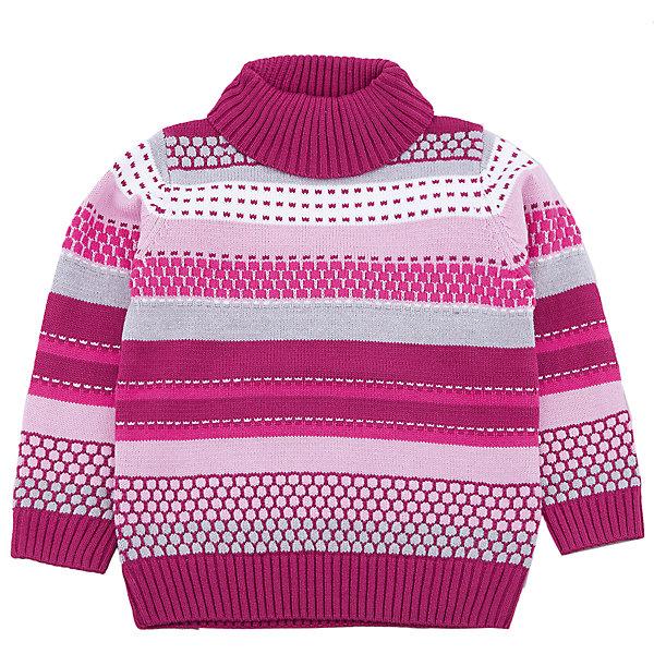 Свитер PlayToday для девочкиСвитера и кардиганы<br>Характеристики товара:<br><br>• цвет: розовый<br>• состав ткани: 60% хлопок, 40% акрил<br>• сезон: демисезон<br>• длинные рукава<br>• страна бренда: Германия<br>• страна изготовитель: Китай<br><br>Детская одежда и обувь от PlayToday - это стильные вещи по доступным ценам. Свитер для девочки - удобная и модная вещь. Детский свитер декорирован яркими полосами. Теплый свитер для детей сделан из дышащего трикотажа. <br><br>Свитер PlayToday (ПлэйТудэй) для девочки можно купить в нашем интернет-магазине.<br>Ширина мм: 190; Глубина мм: 74; Высота мм: 229; Вес г: 236; Цвет: белый; Возраст от месяцев: 24; Возраст до месяцев: 36; Пол: Женский; Возраст: Детский; Размер: 98,128,122,116,110,104; SKU: 7110987;