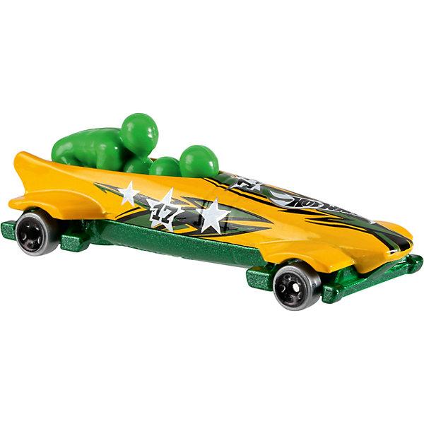 Базовая машинка Hot Wheels, Ice ShredderПопулярные игрушки<br>Характеристики товара:<br><br>• возраст: от 3 лет;<br>• материал: пластик, металл;<br>• масштаб: 1:64;<br>• размер упаковки: 11х11х4,5 см;<br>• вес упаковки: 30 гр.;<br>• страна бренда: США.<br><br>Машинка Hot Wheels из базовой коллекции — легендарная коллекционная машинка от известного бренда Mattel. Машинка отличается высокой детализацией, выглядит эффектно, корпус выполнен в ярких расцветках. Она дополнит большую коллекцию машинок Hot Wheels. Выполнена из прочных и безопасных материалов.<br><br>Машинку Hot Wheels из базовой коллекции можно приобрести в нашем интернет-магазине.<br>Ширина мм: 110; Глубина мм: 45; Высота мм: 110; Вес г: 30; Возраст от месяцев: 36; Возраст до месяцев: 96; Пол: Мужской; Возраст: Детский; SKU: 7111066;
