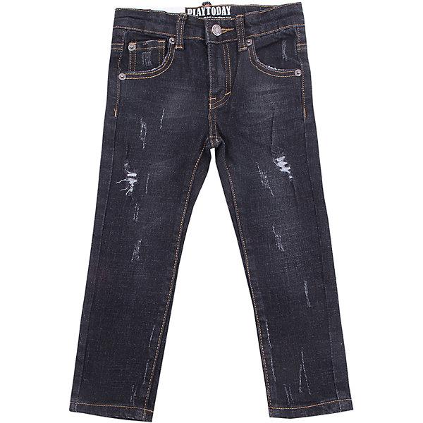 PlayToday Джинсы PlayToday для мальчика джинсы
