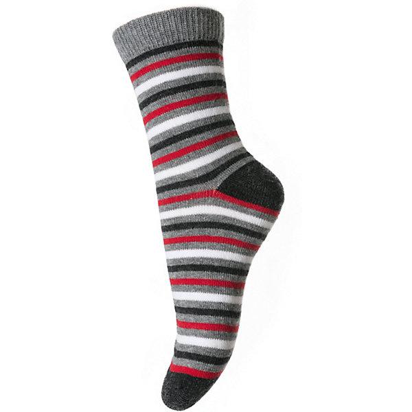 Носки PlayToday для мальчикаНоски<br>Характеристики товара:<br><br>• цвет: серый<br>• состав ткани: 75% хлопок, 22% нейлон, 3% эластан<br>• сезон: круглый год<br>• страна бренда: Германия<br>• страна изготовитель: Китай<br><br>Удобные детские носки хорошо сохраняют форму и яркость цвета. Эти трикотажные носки для мальчика выполнены в универсальной расцветке. Носки для детей сделаны из дышащего мягкого материала. Детская одежда и обувь от PlayToday - это стильные вещи по доступным ценам. <br><br>Носки PlayToday (ПлэйТудэй) для мальчика можно купить в нашем интернет-магазине.<br>Ширина мм: 87; Глубина мм: 10; Высота мм: 105; Вес г: 115; Цвет: серый; Возраст от месяцев: 84; Возраст до месяцев: 96; Пол: Мужской; Возраст: Детский; Размер: 18,14,16; SKU: 7111507;
