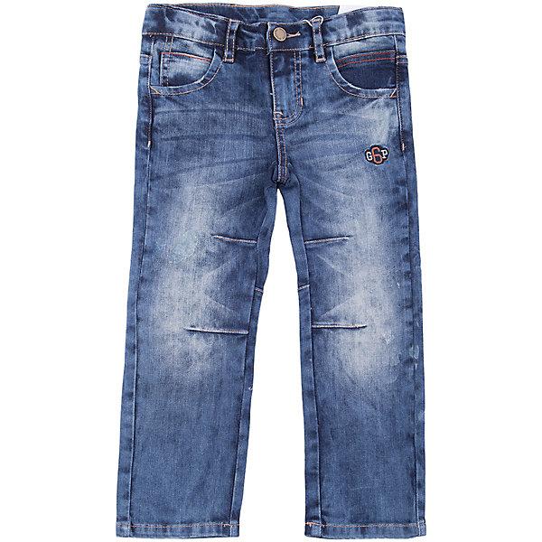 PlayToday Брюки PlayToday для мальчика брюки джинсы и штанишки playtoday брюки текстильные для мальчиков пульс лондона 371012