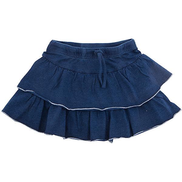 Юбка PlayToday для девочкиЮбки<br>Характеристики товара:<br><br>• цвет: синий<br>• состав ткани: 95% хлопок, 5% эластан<br>• сезон: демисезон<br>• пояс: резинка, шнурок<br>• страна бренда: Германия<br>• страна изготовитель: Китай<br><br>Детская одежда и обувь от европейского бренда PlayToday - выбор многих родителей. Такая юбка для девочки дополнена двумя рядами пышных оборок. Детская юбка удобная: на мягкой резинке. Юбка для детей обеспечивает свободу движений. <br><br>Юбку PlayToday (ПлэйТудэй) для девочки можно купить в нашем интернет-магазине.<br>Ширина мм: 207; Глубина мм: 10; Высота мм: 189; Вес г: 183; Цвет: синий; Возраст от месяцев: 24; Возраст до месяцев: 36; Пол: Женский; Возраст: Детский; Размер: 98,128,122,116,110,104; SKU: 7115428;