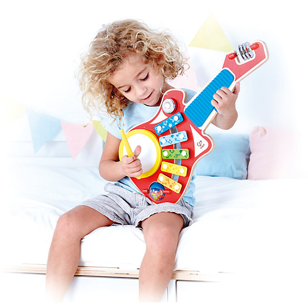 Hape Музыкальная игрушка Hape 6 в 1